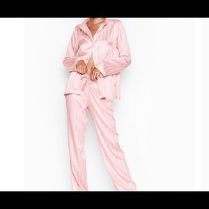 Victoria Secret Satin PJs (short)
